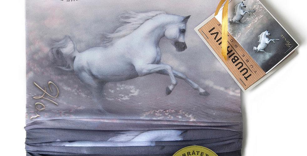 TUUBIHUIVI HEVOSET - LIGHT - TUBE SCARF HORSES
