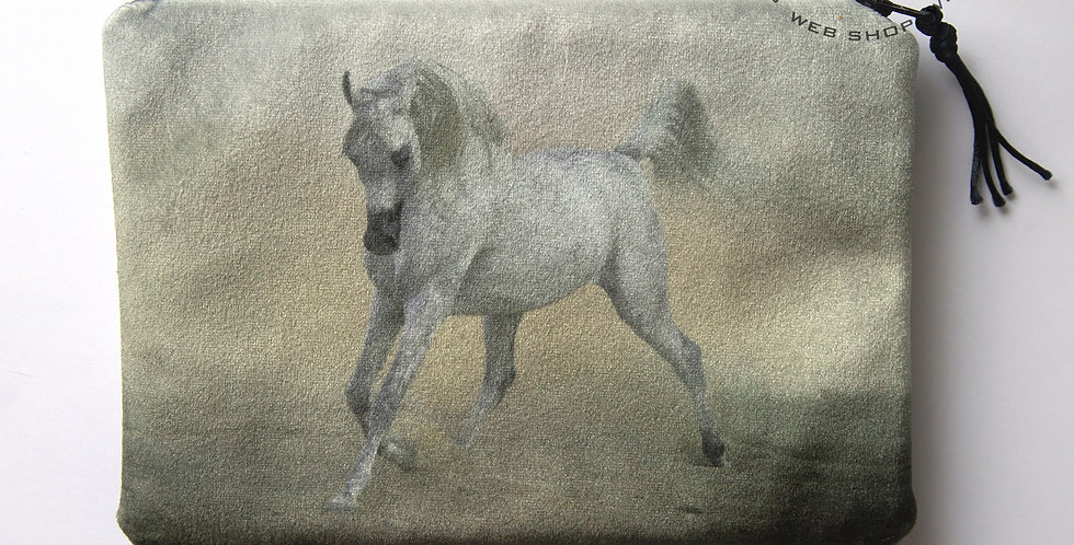 PUSSUKKA ARABI - PURSE ARABIAN HORSE