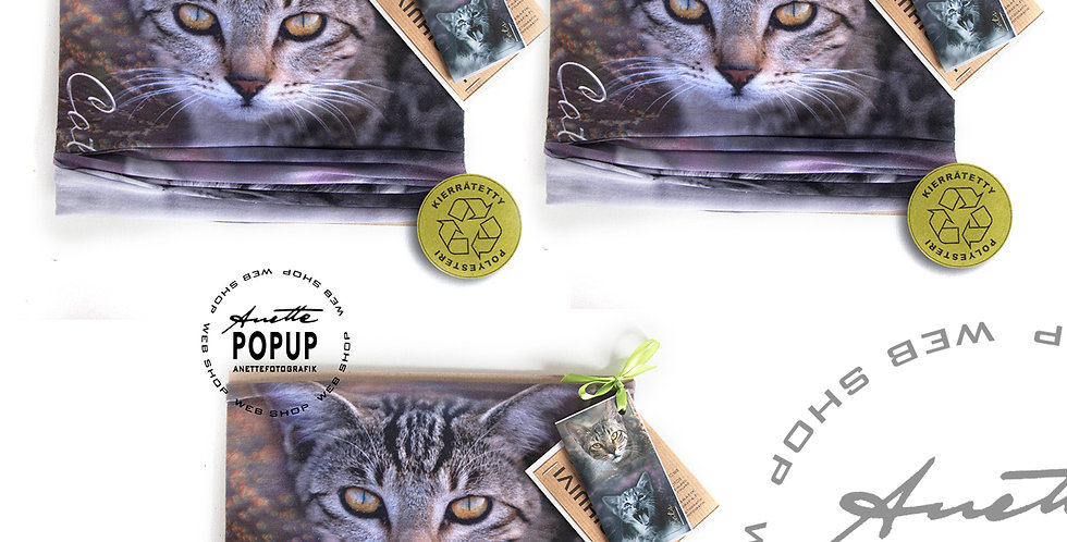 TUUBIHUIVI KISSAT - 3 kpl/pcs - TUBE CARF CATS