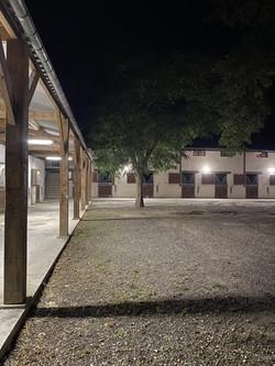 Gite équestre de nuit