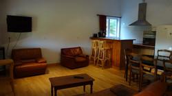 Le salon, Studio