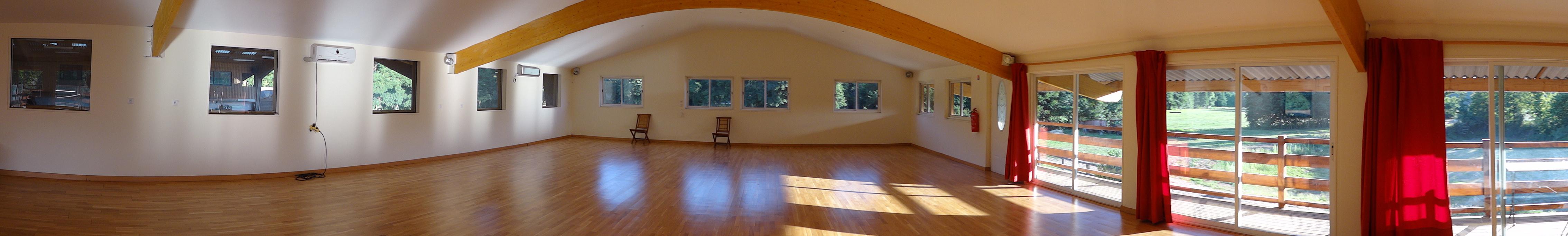 Panorama grande salle