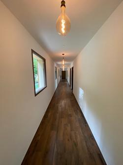 Couloir du bas