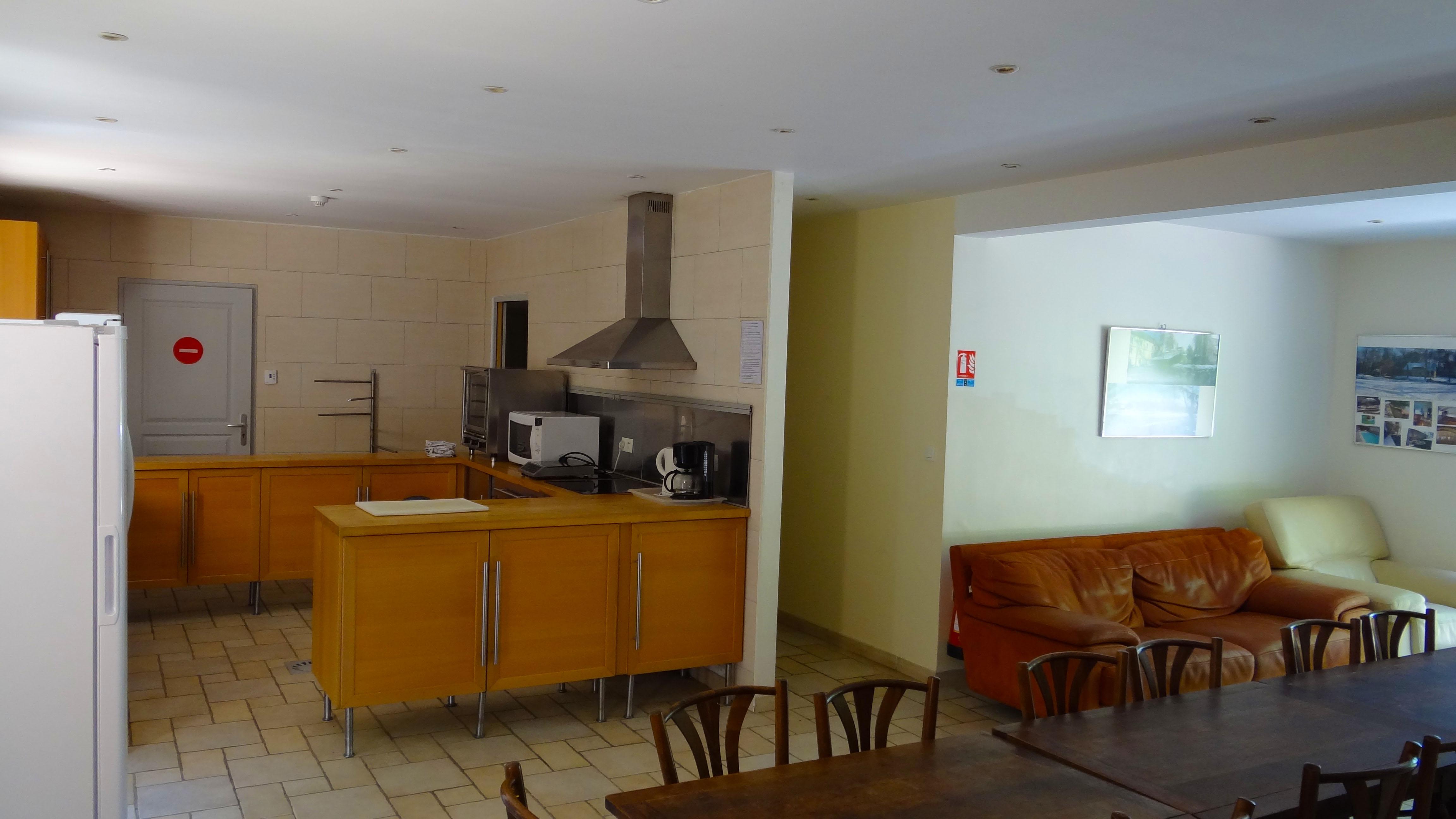 Cuisine & salon, Grande Maison