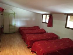 Une chambre de 5 lits