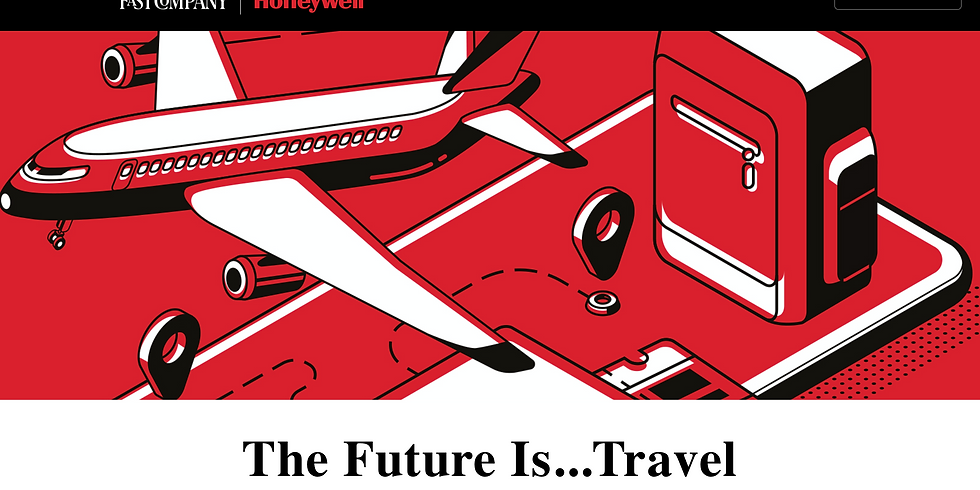 The Future Is...Travel. Where do we go from here?