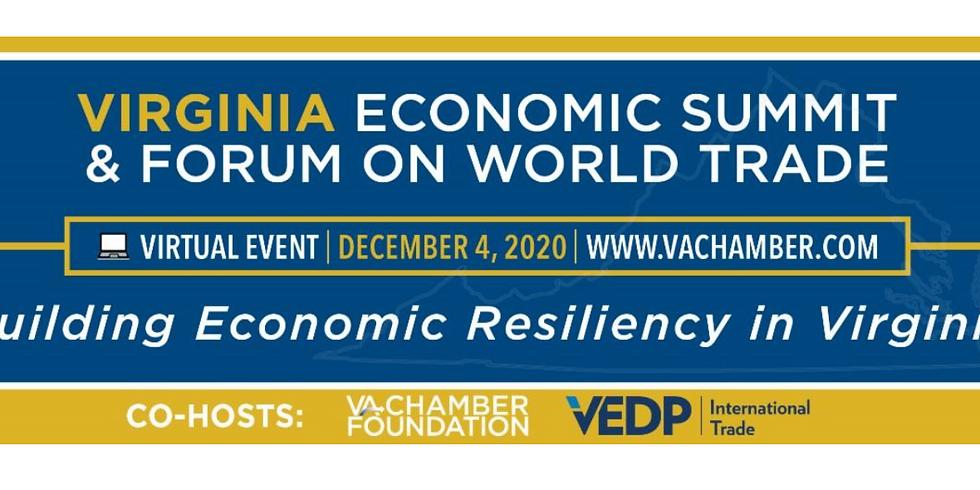Virginia Economic Summit & Forum on World Trade