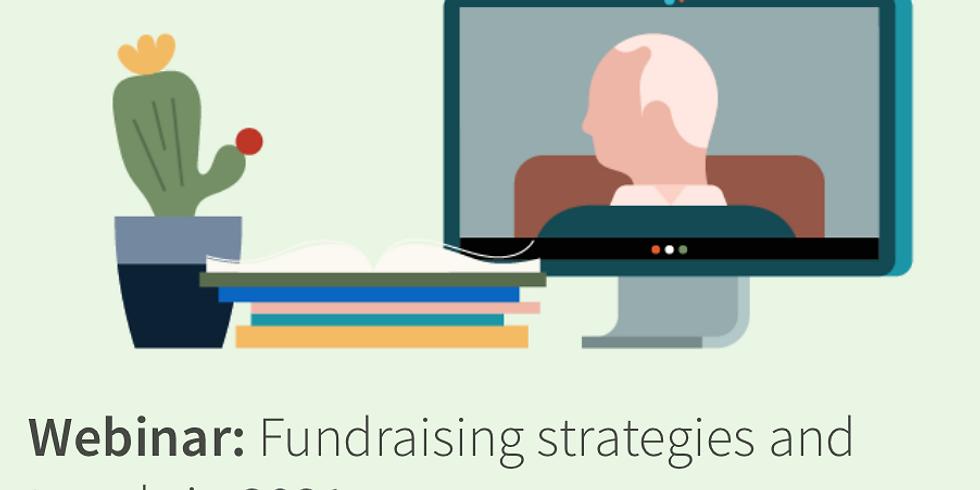 LinkedIn Webinar: Fundraising strategies and trends in 2021