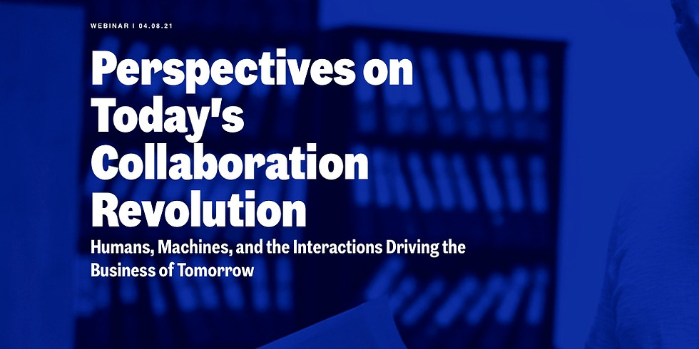 Inc. Presents: Perspectives on Today's Collaboration Revolution