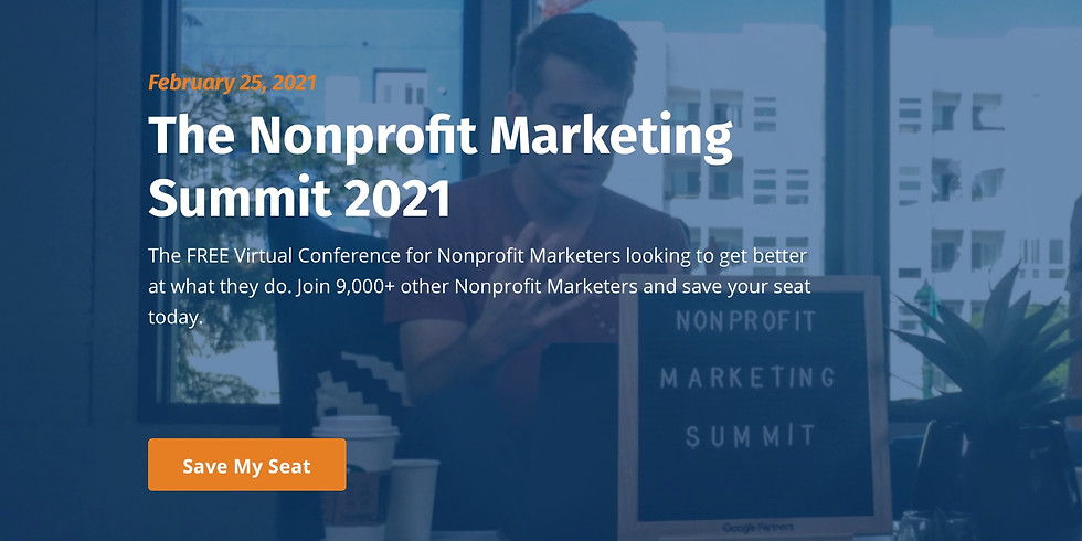 The Nonprofit Marketing Summit 2021