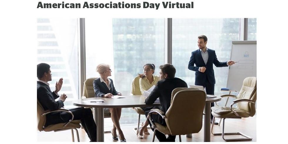 ASAE / American Associations Day (Virtual) +5.5 CAE Credits