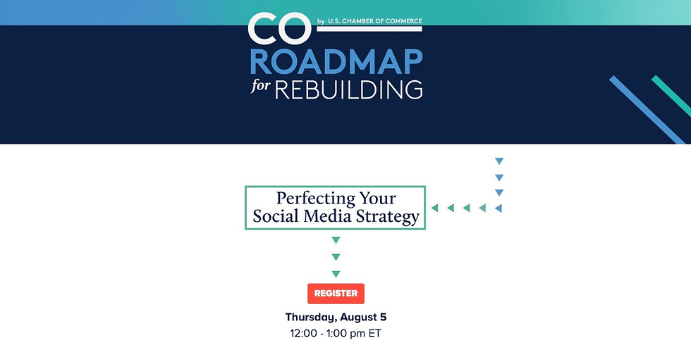 Chamber of Commerce: Perfecting Your Social Media Strategy