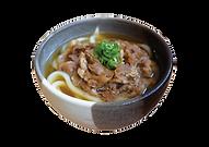 桃山亭|肉うどん
