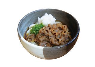 桃山亭|肉ぶっかけ