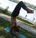 Private yoga teacher Budapest
