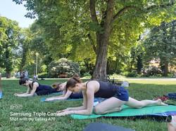 Női Gerinc Hatha jóga oktatóképzés