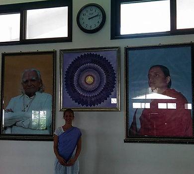 Iyengar institute Belur India