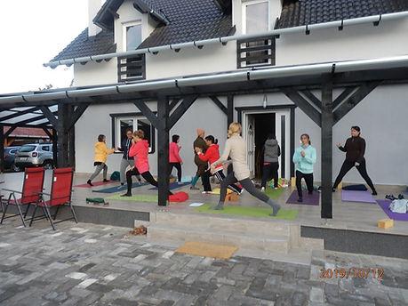 Kezdő hatha jóga tanfolyam