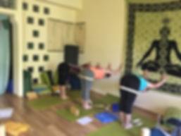 Csípő, gát, medencealap erősítés jógával