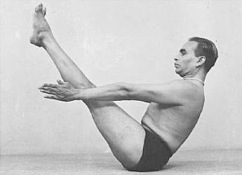 Iyengar yoga Budapest