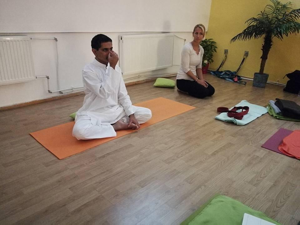 Ashish Ayurveda workshop