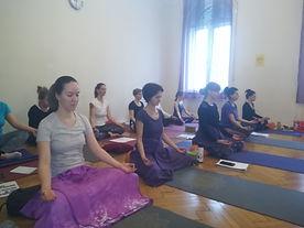 Elevenyoga Női jóga online