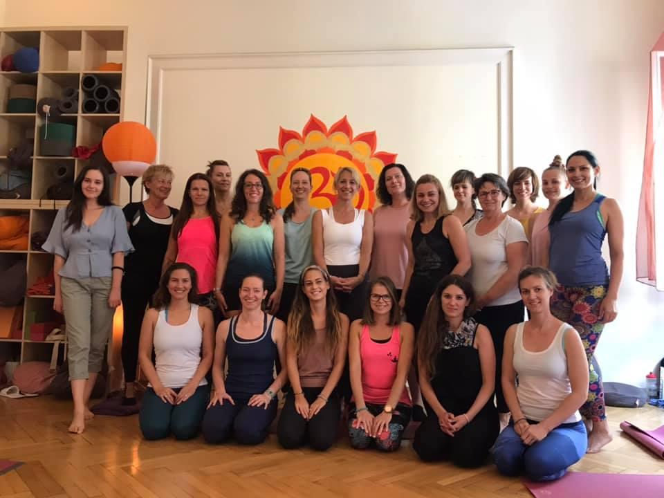 Hatha jóga oktatóképzés