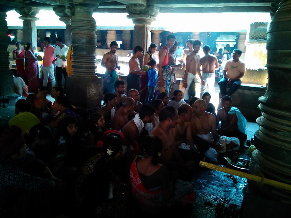 Baranasi Shivaratni Puja