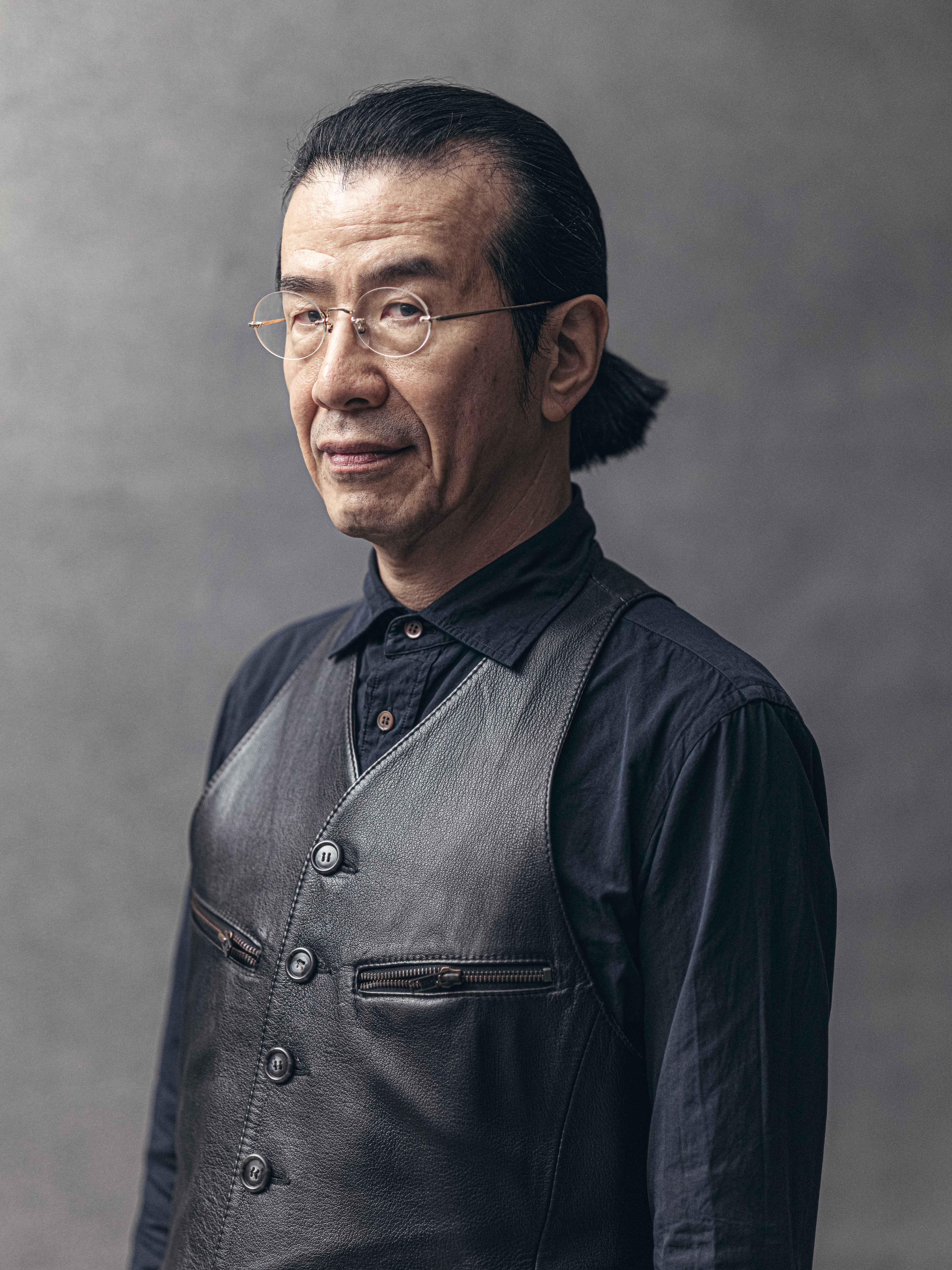 波多野聖 / 作家(Forbes Japan)