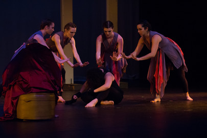 Freedom Dance Company - Parables - 2019