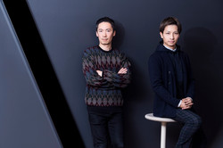 松宮・浅井氏 / TBWA HAKUHODO(Forbes Japan)