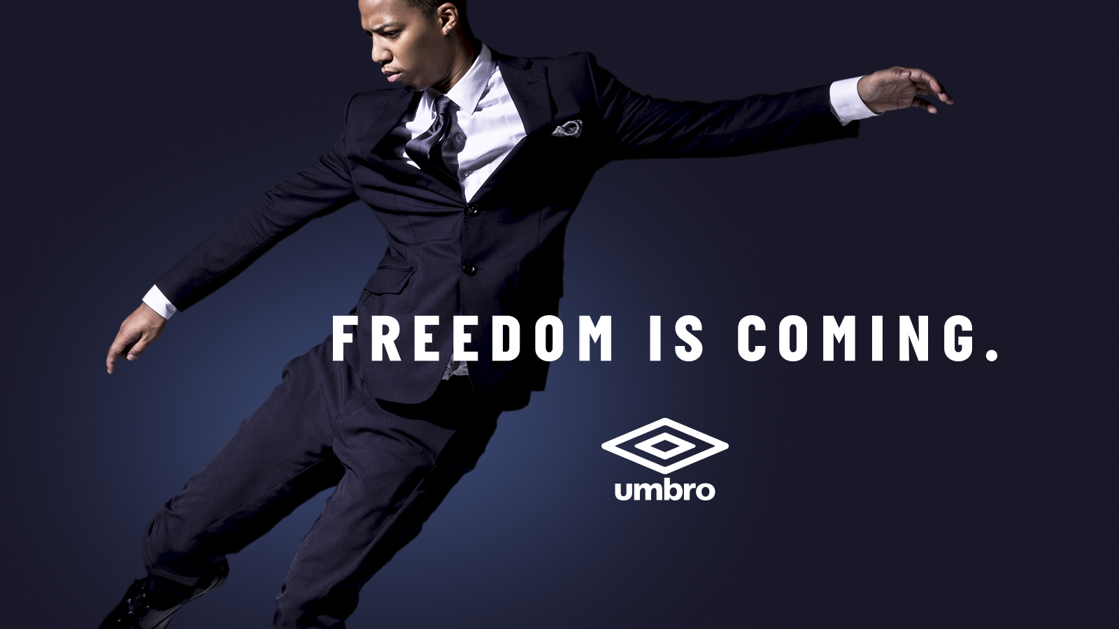 Umditional Pants / キービジュアル(UMBRO)