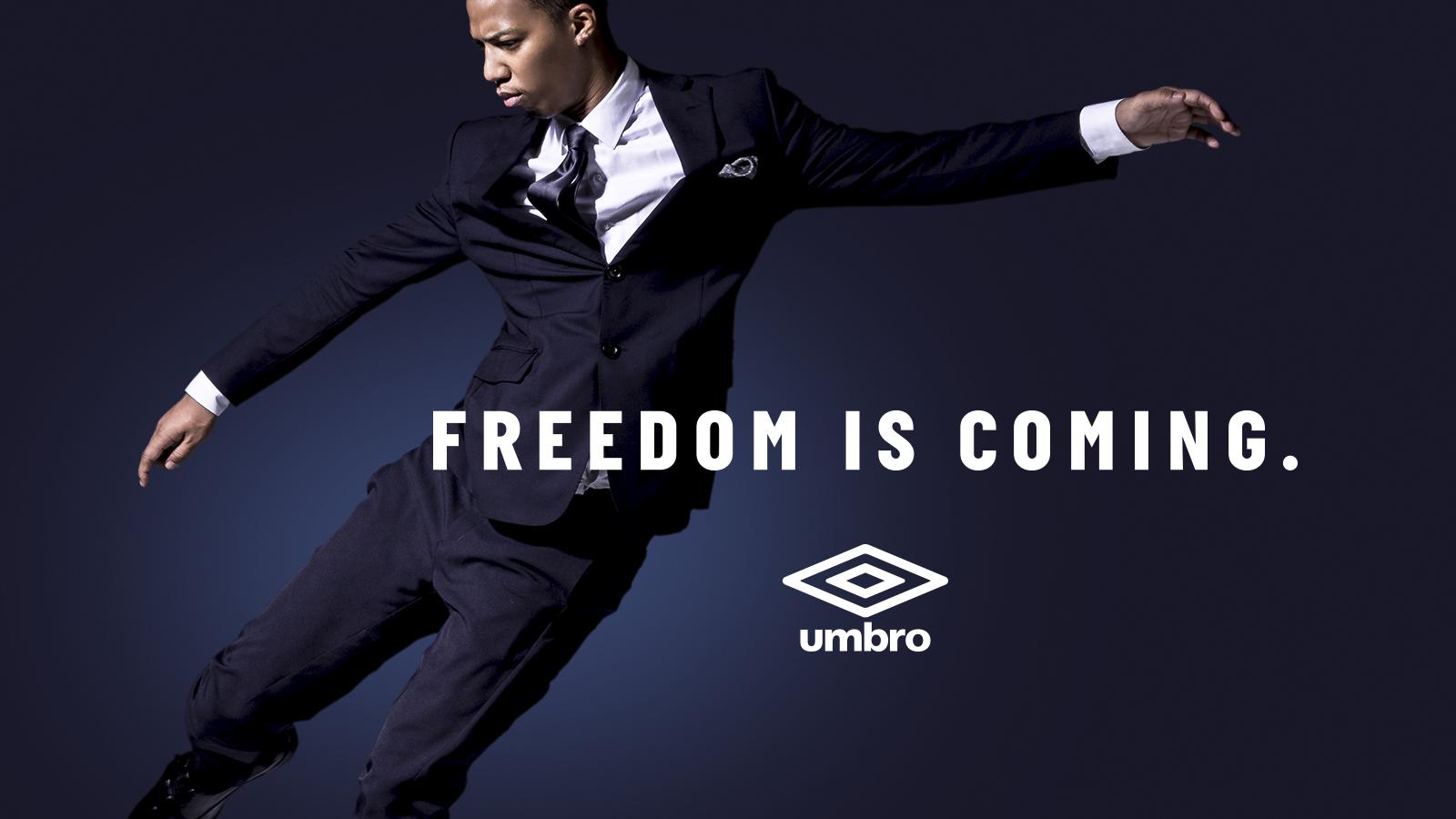 Umditional Pants / キービジュアル(UMBRO)