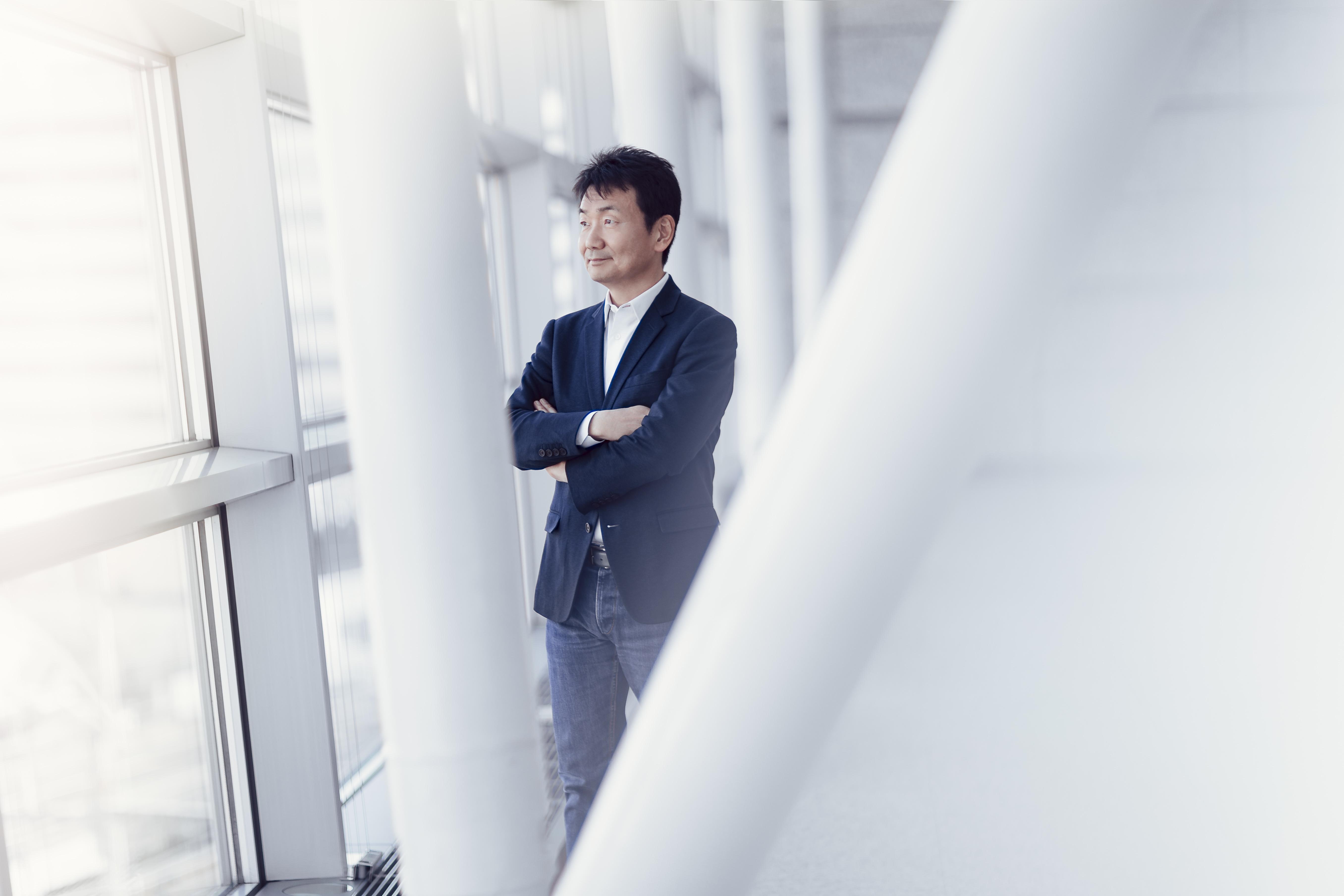 荻島氏 / チームスピリットCEO(WORKMILL)