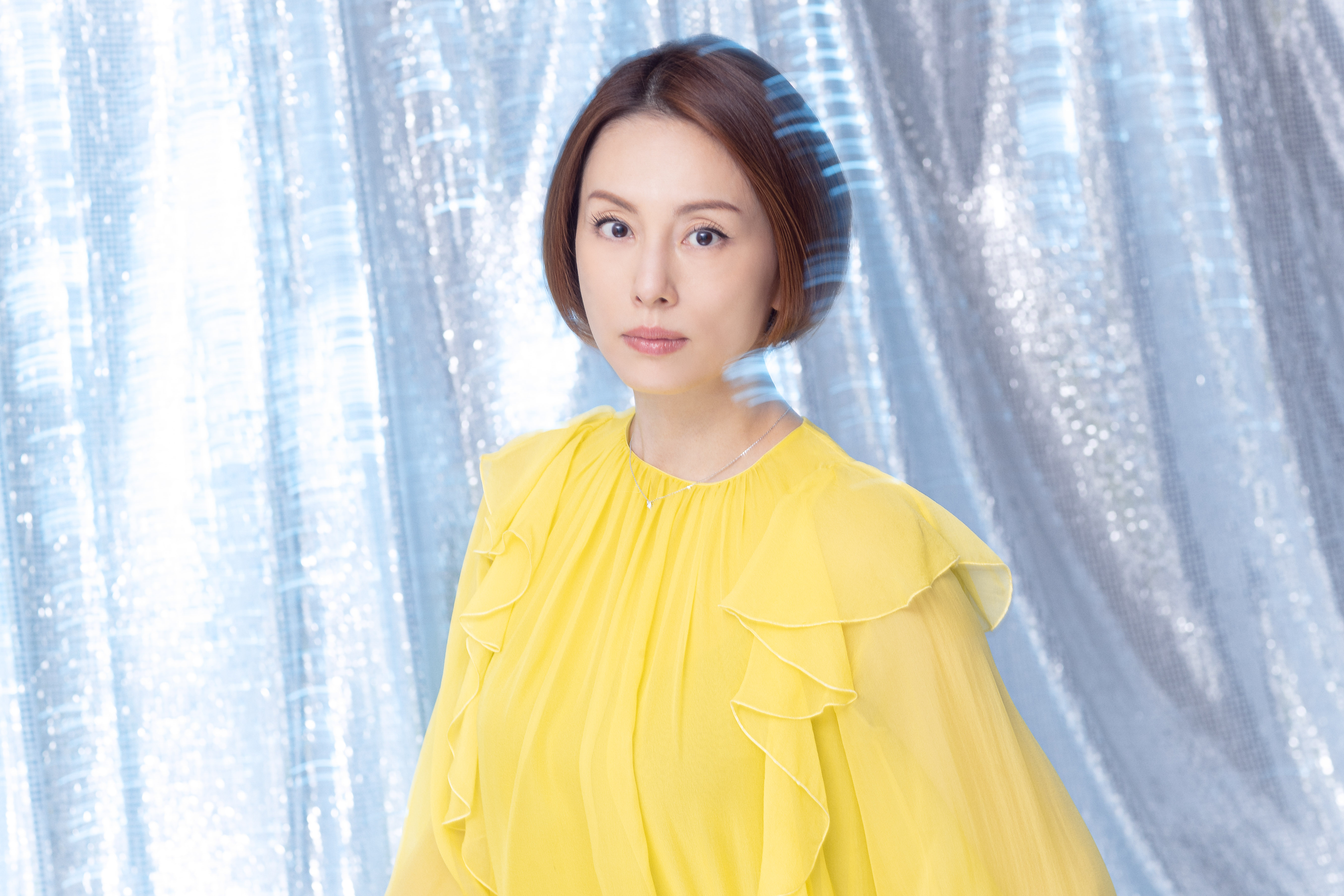 米倉涼子(Forbes Japan)