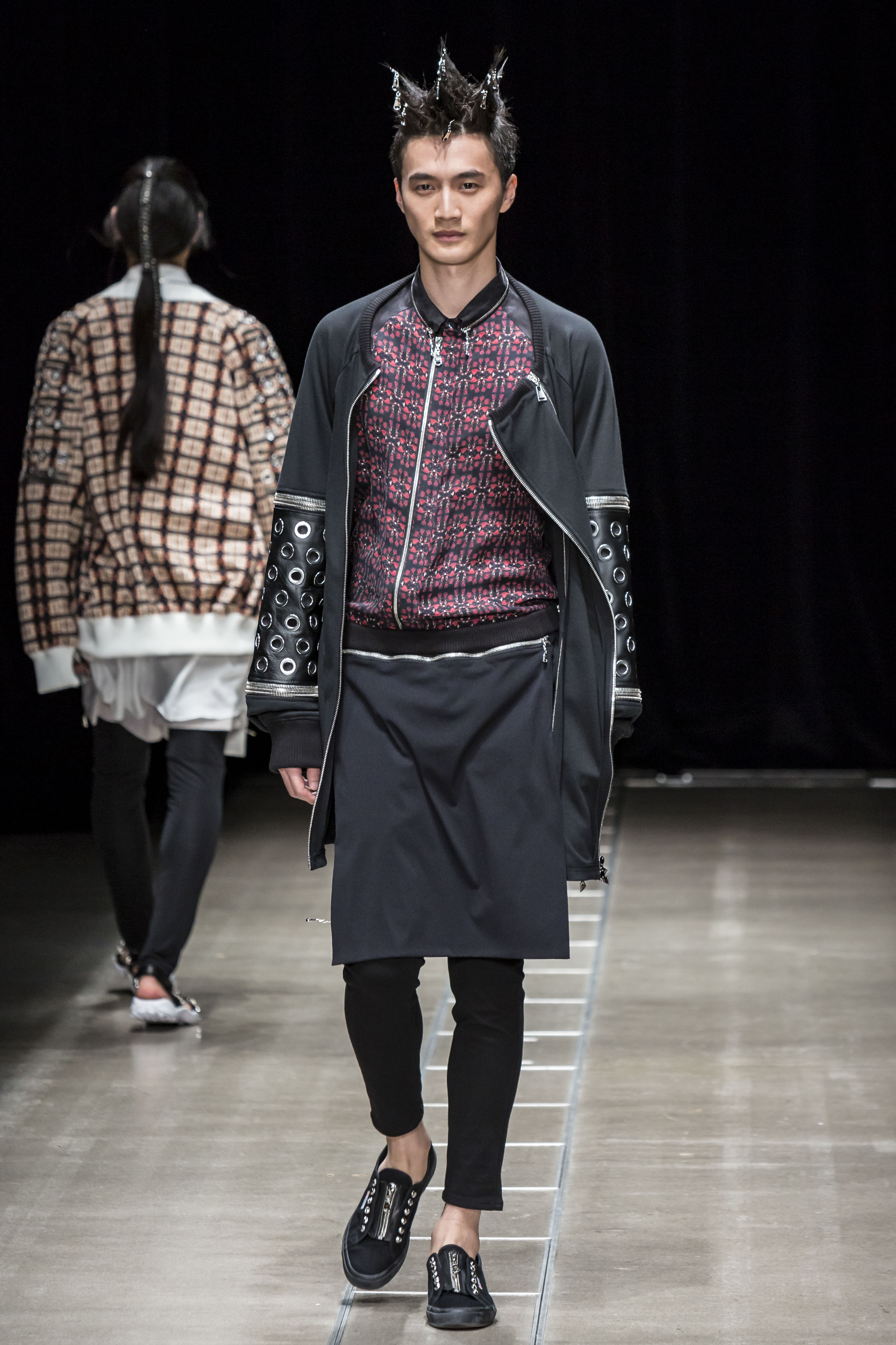 ACUOD by CHANU _2018SS (WWD japan)