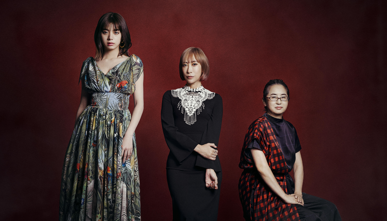 池田エライザ/蜷川実花/軍司氏(Forbes Japan)