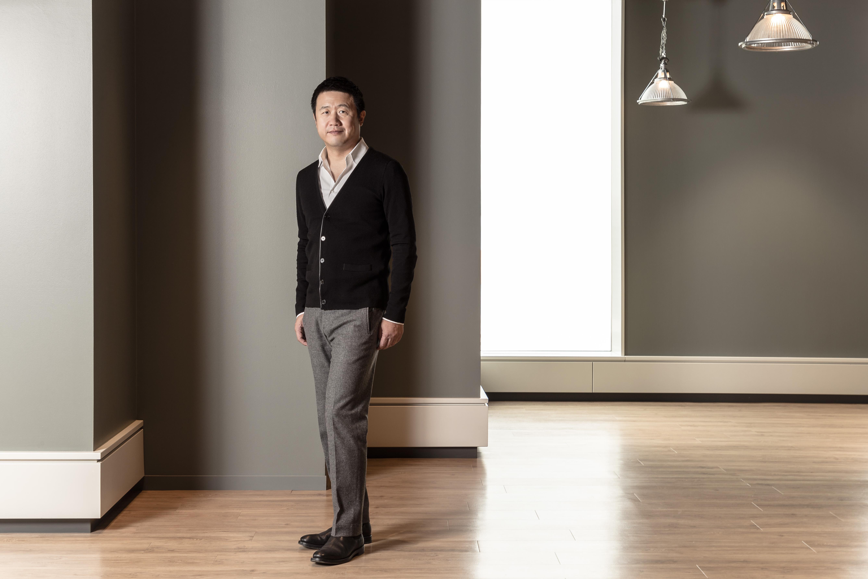 翁永飆 / インアゴーラCEO(Forbes Japan)