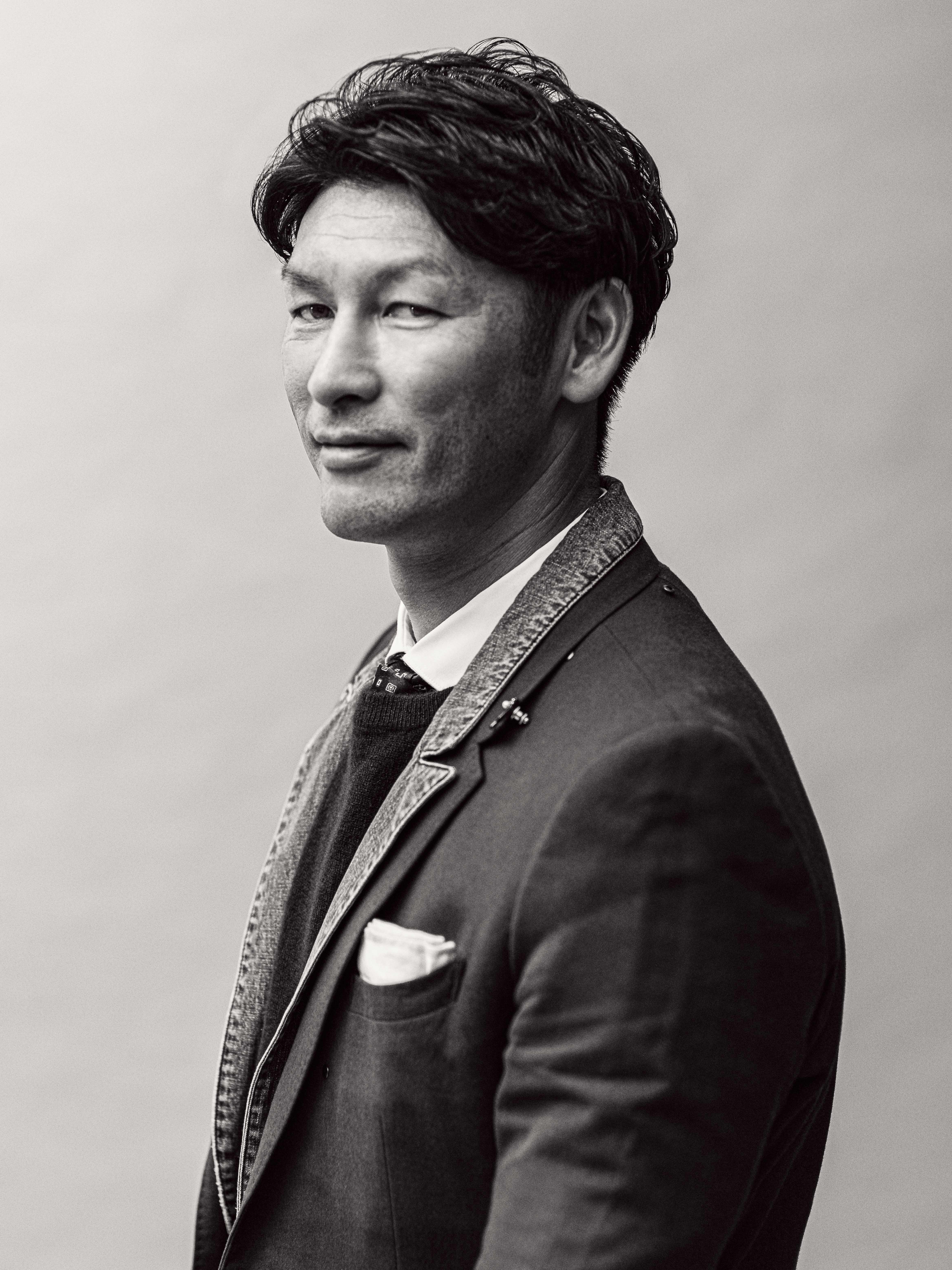 巻誠一郎(Forbes Japan)