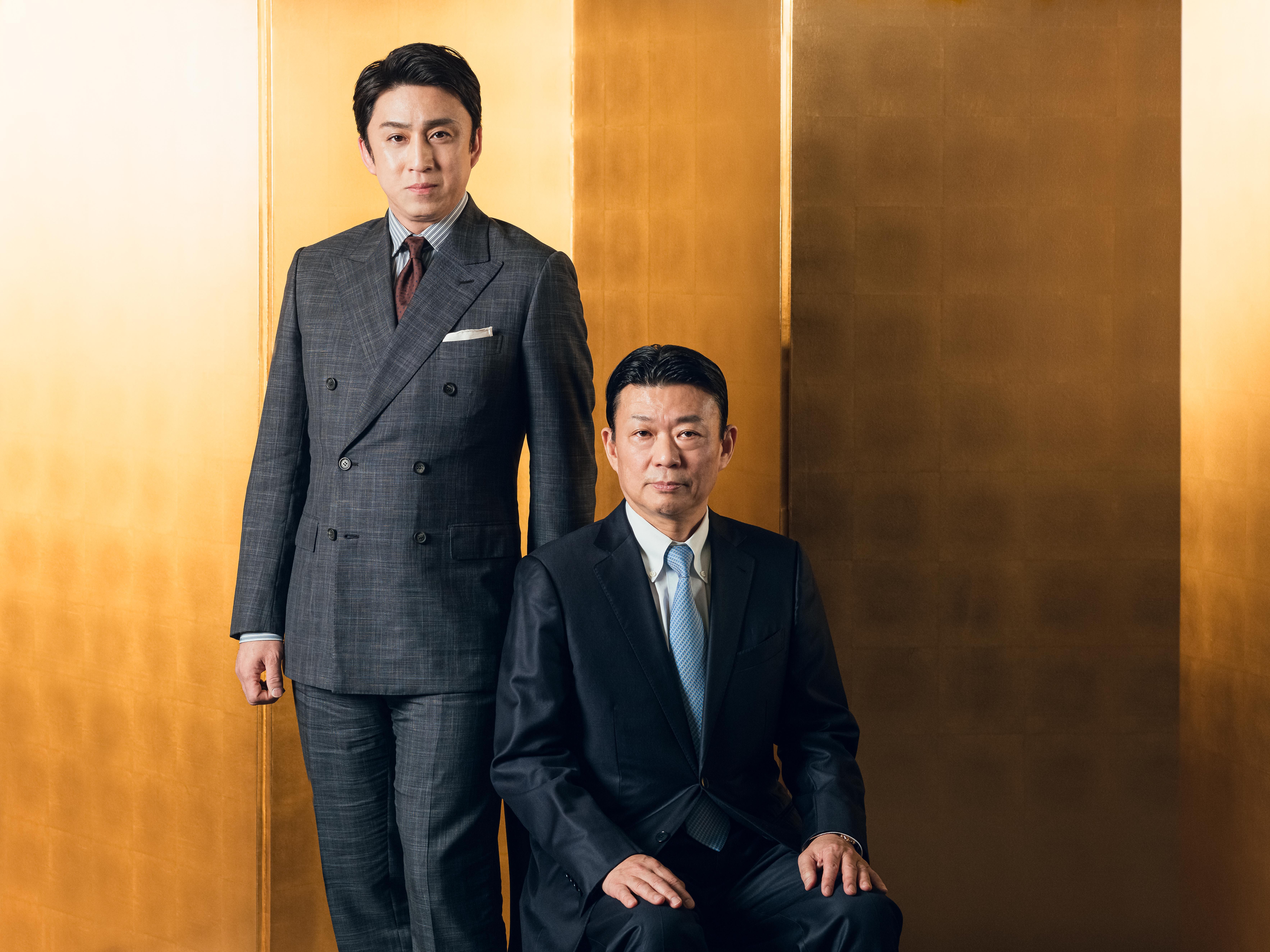 松本幸四郎 / 守本正宏(President)