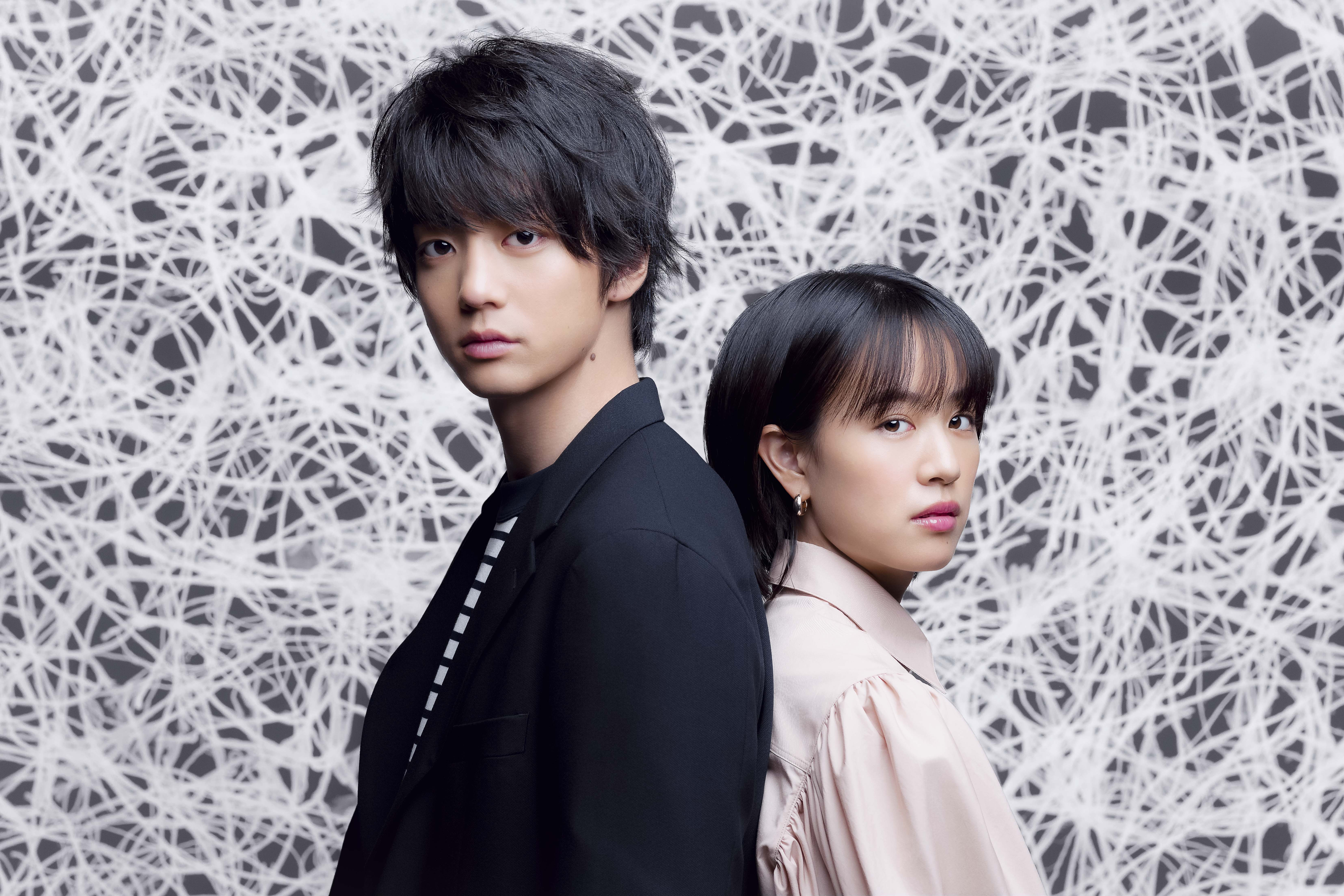 伊藤健太郎&石橋静河(Forbes JAPAN)