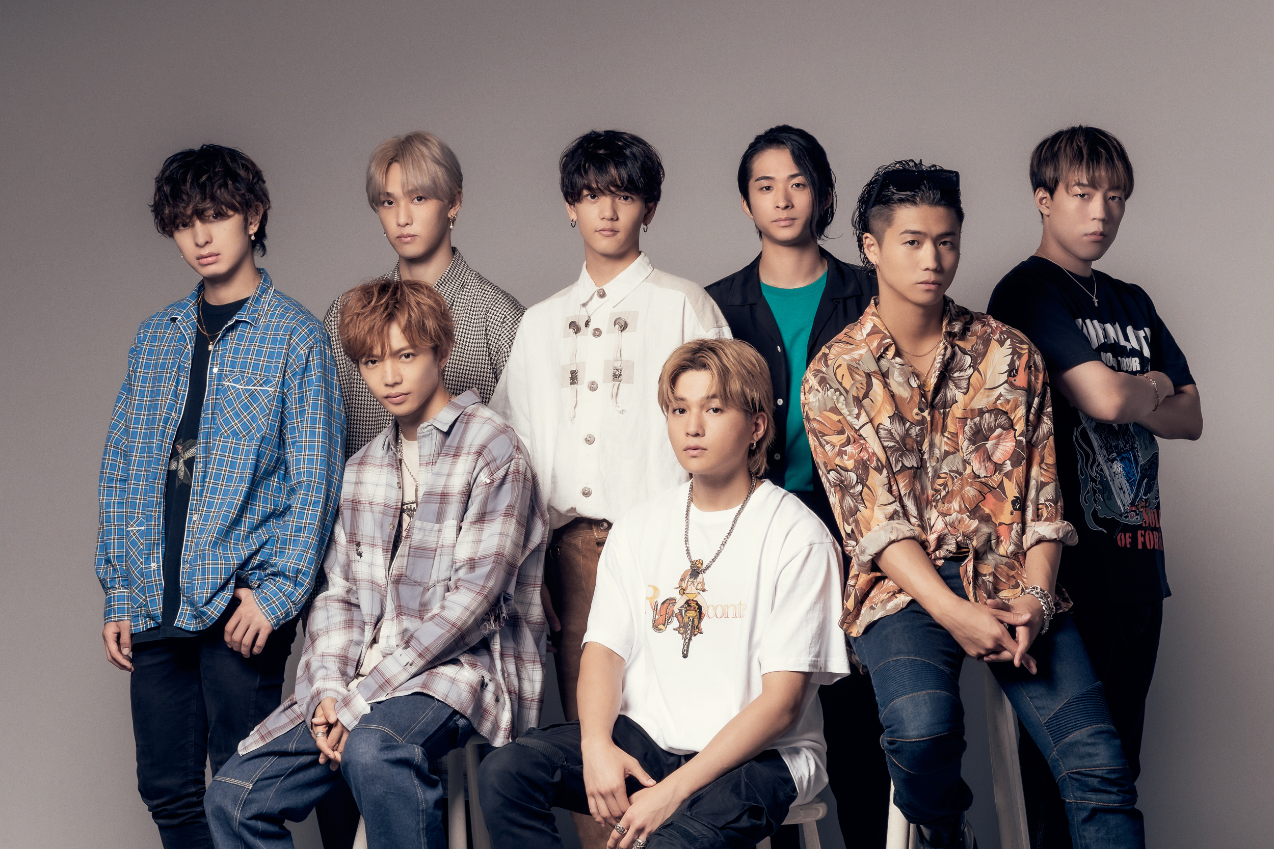 FANTASTICS from EXILE TRIBE(JJ-net)