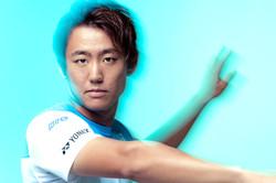 西岡良仁 / プロテニス選手(Forbes Japan)