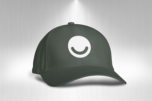 Smiley Dot Baseball Cap