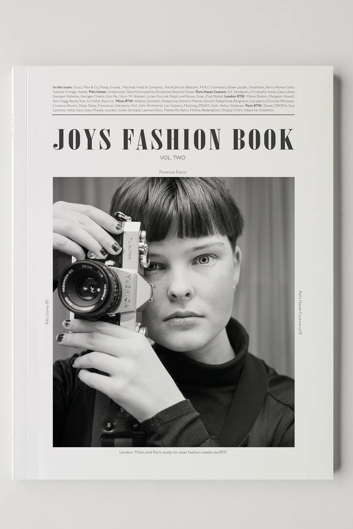 JOYS FASHION BOOK