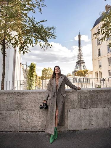 #Tokyo or #Paris _ ._._._Through back to