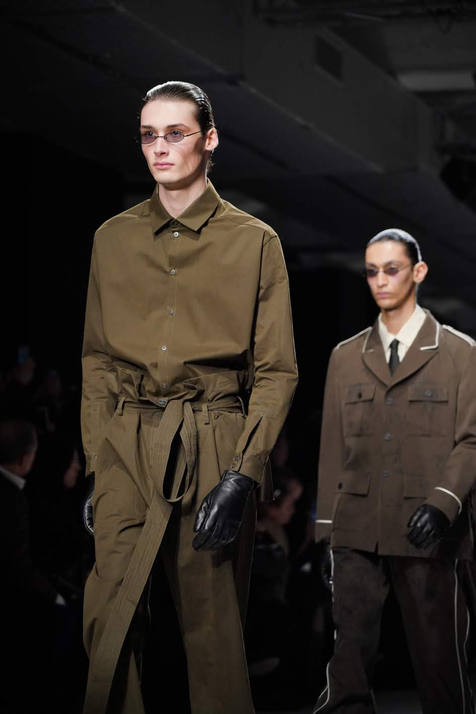 Milano Fashion Week men