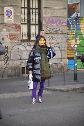Milano Fashion Week day 01 by Yari Sacco
