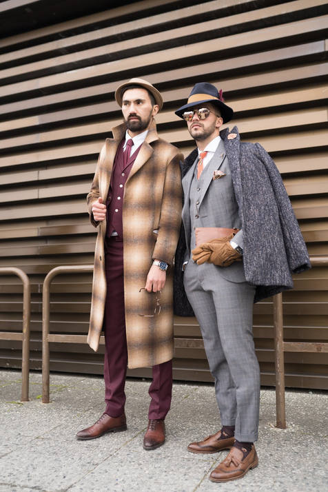Pitti Day 1 by Nate Cook