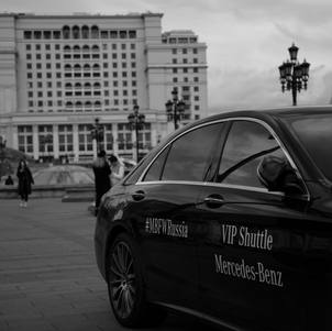 Moscow with MBFW